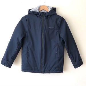 NWT Zara Kids Navy Blue Puffer Jacket Coat
